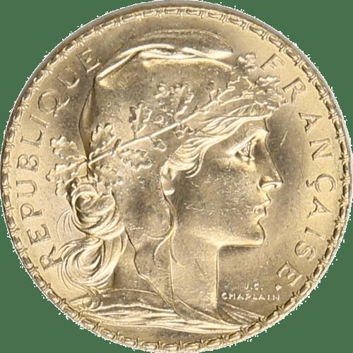 Cours Du Napoleon 20 Francs Prix Achat Et Vente