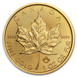 Prix Maple Leaf (Canada) 1 once Or avers