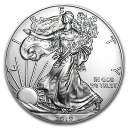 Prix Silver Eagle (USA) 1 once argent (1oz) avers