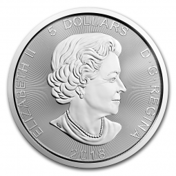 Prix Loup (Canada) 1once Argent (1oz)
