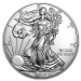 Silver Eagle (USA) 1 once argent (1oz) avers