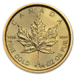 Maple Leaf (Canada) 1/4 once Or avers